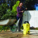 What Safety Measures should I take with my Pressure Washer?